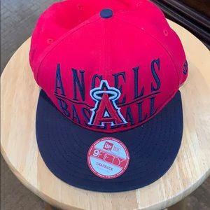 Angeles SnapBack baseball hat